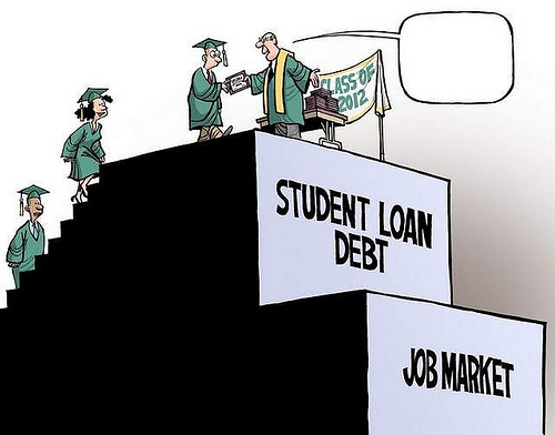 stop my student loan debt